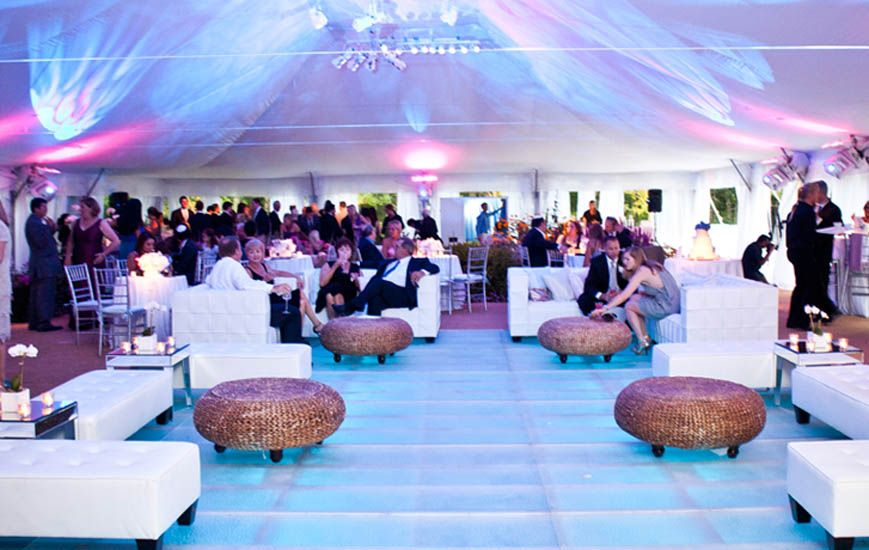 Lounge Furniture For Wedding