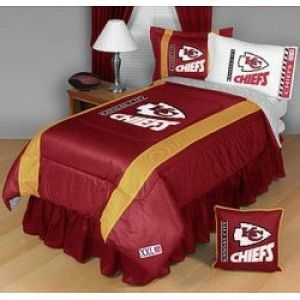 KC Chiefs Down Comforters at Linens N | KC Chiefs | Kansas City