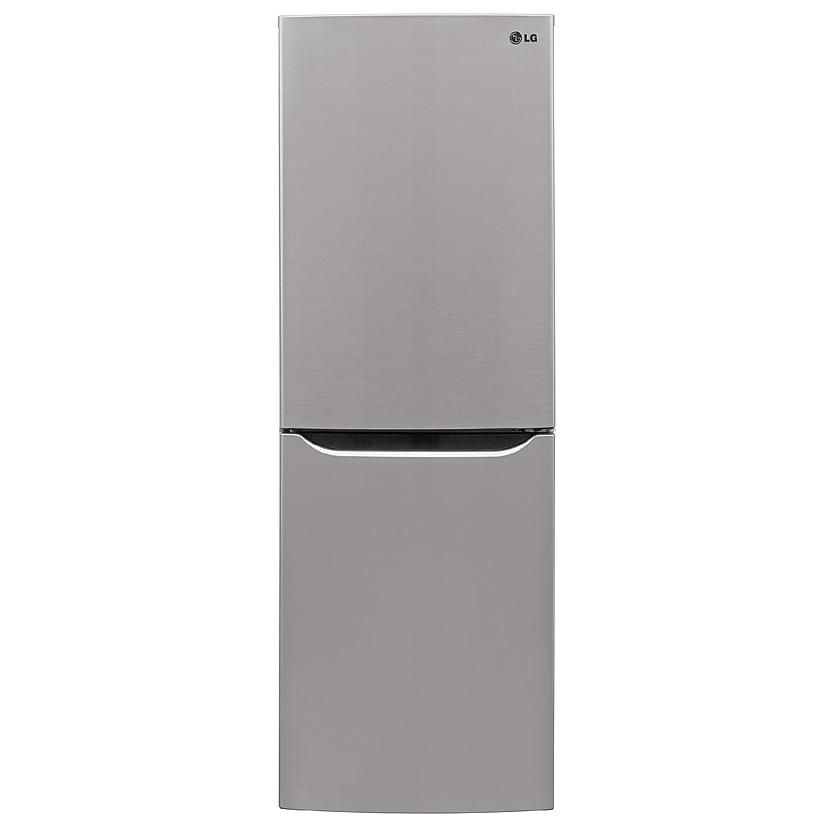 Lg 10 Cu Ft 2 Door Bottom Freezer Refrigerator Lg Lbn10551 25