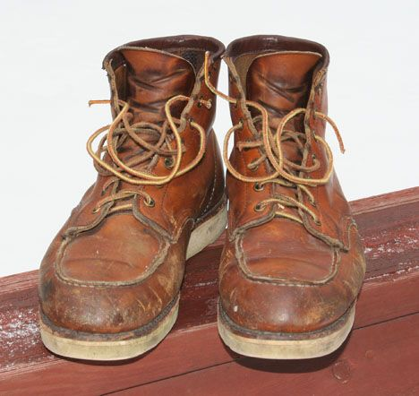 Vintage Red Wing Boots | Men's Fashion & Style | Pinterest | Red ...