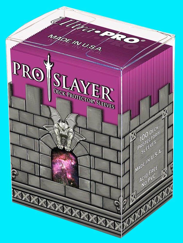 100 ultra pro hot pink proslayer standard size deck