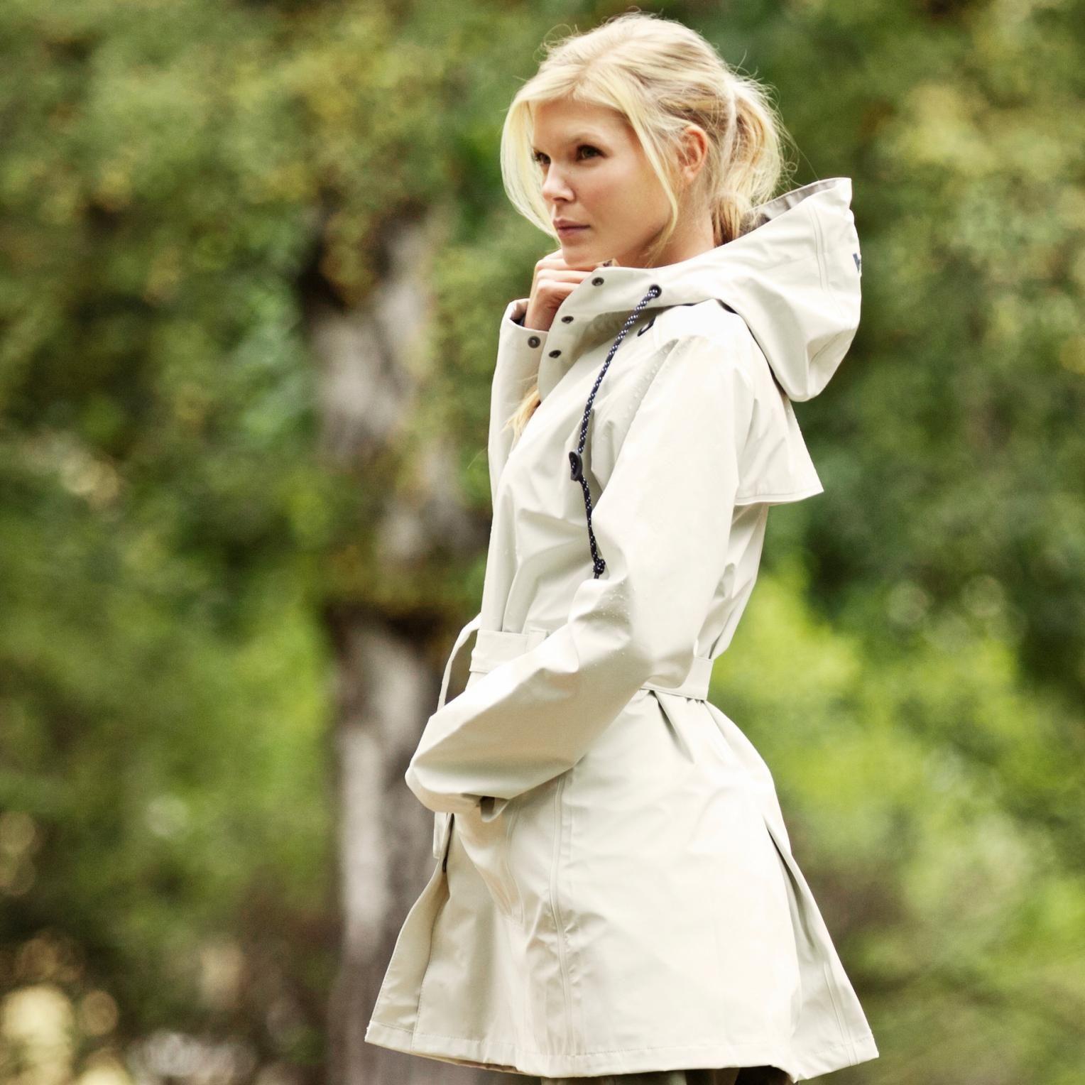 W KIRKWALL RAIN COAT - Women - Rainwear | Helly Hansen ...
