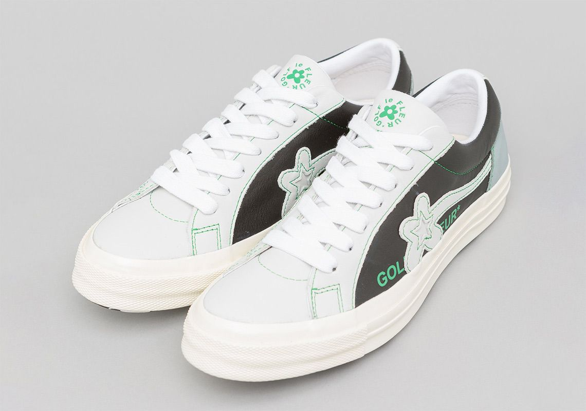 Cuidar Ahora familia real  Tyler The Creator Converse One Star Two-Toned Leather | SneakerNews.com |  Golf fashion, Spring sneakers, Latest shoe trends