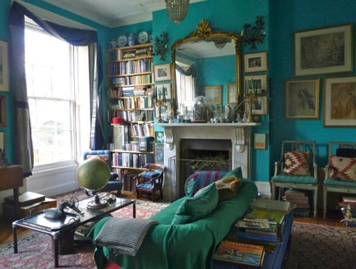 colorful english interiors | What we are reading this week about ...