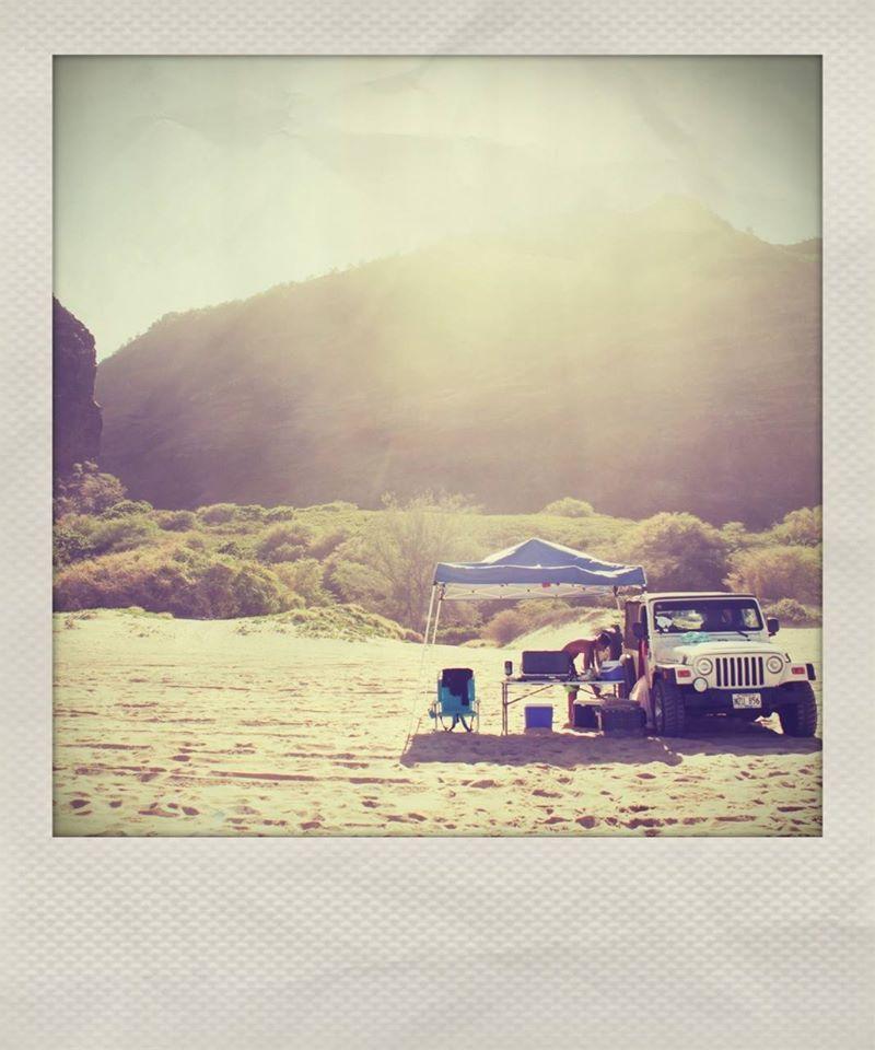 A gdyby tak rzucić wszystko i… zamieszkać na plaży! :)