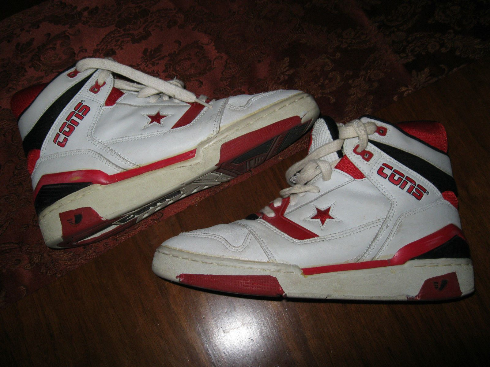CONVERSE VINTAGE ERX 250 BASKETBALL SHOES | eBay | Botas