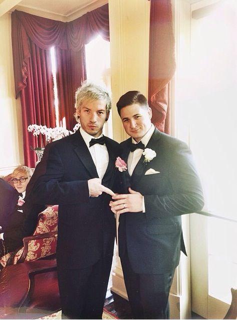 Joshua Dun and Michael Gibson | Michael and Caroline's wedding