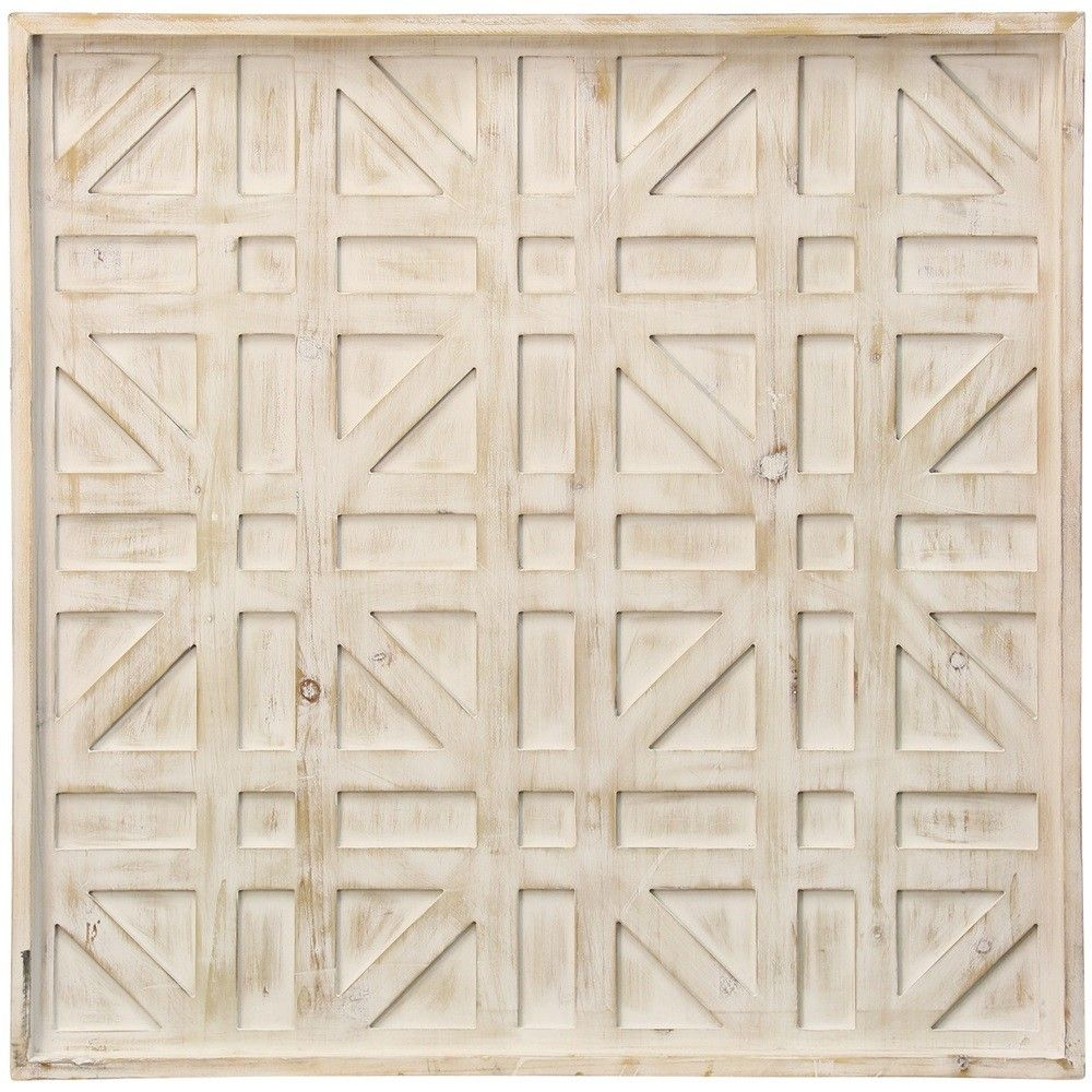 28 Wooden Geometric And Dimensional Panel Rectangle And Square