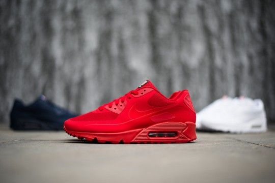 Air Max Hyperfuse Red