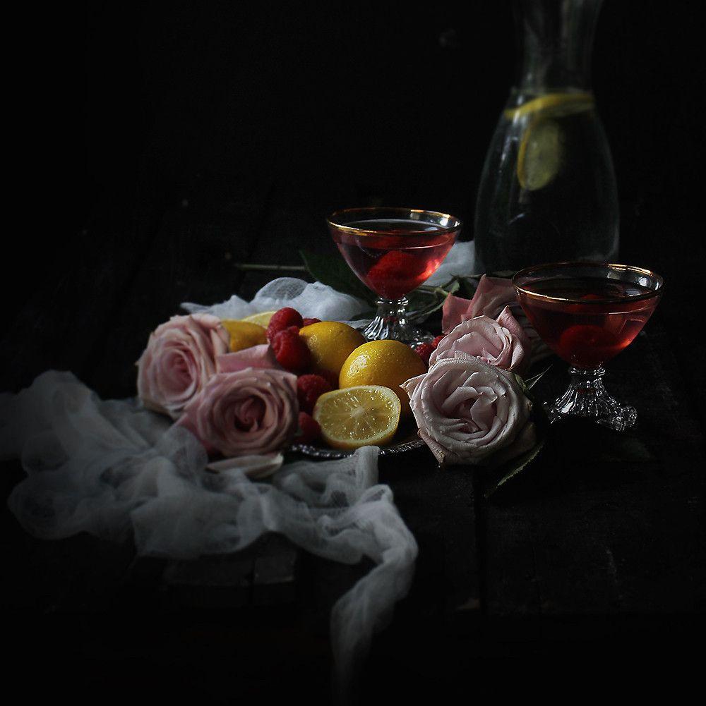 Raspberry Rose Sparkling Lemonade with Meghan Faulkner #sparklinglemonade