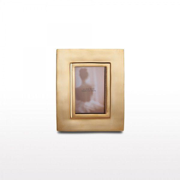Linea Frame Gold