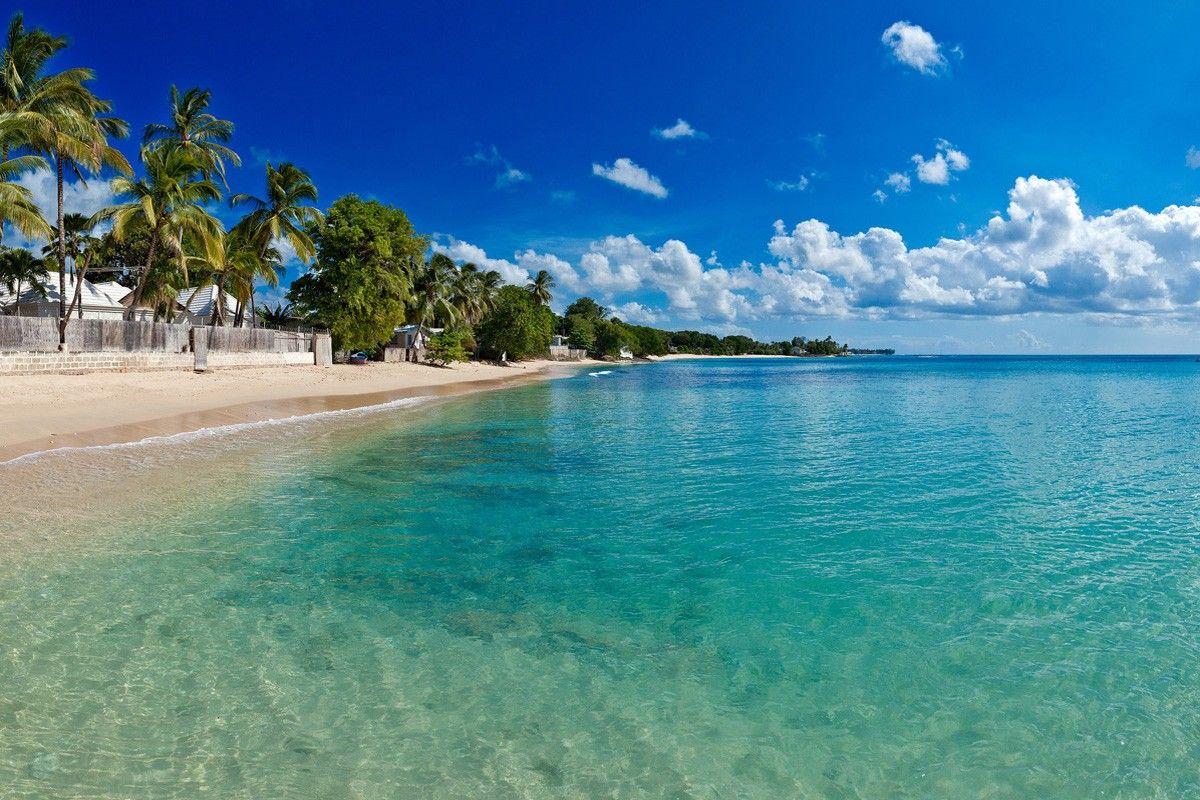 Blue Point Beach Barbados - The fabulous Blue Point Villa ...