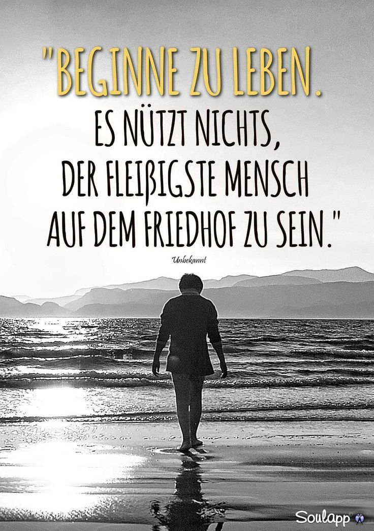 So wahr.! ☺️ True words, Life quotes, German quotes