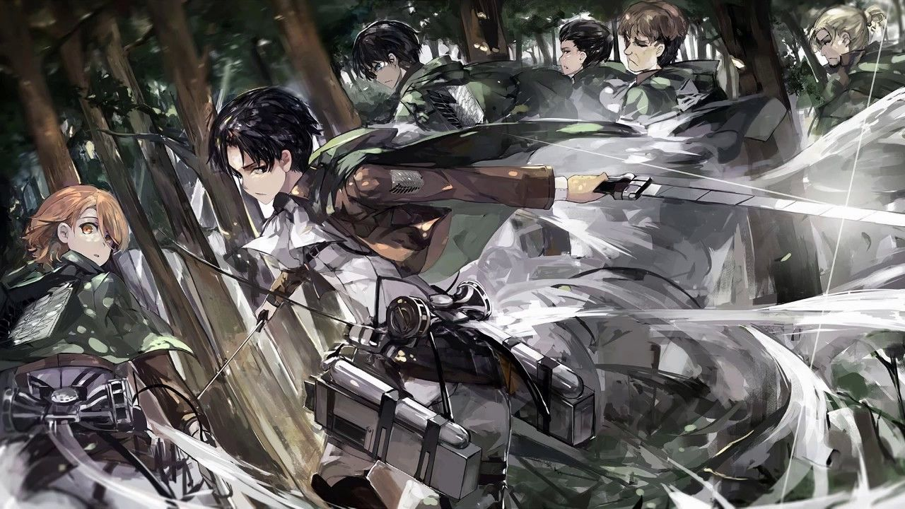Pin Auf Shingeki No Kyojin Ost Attack On Titan
