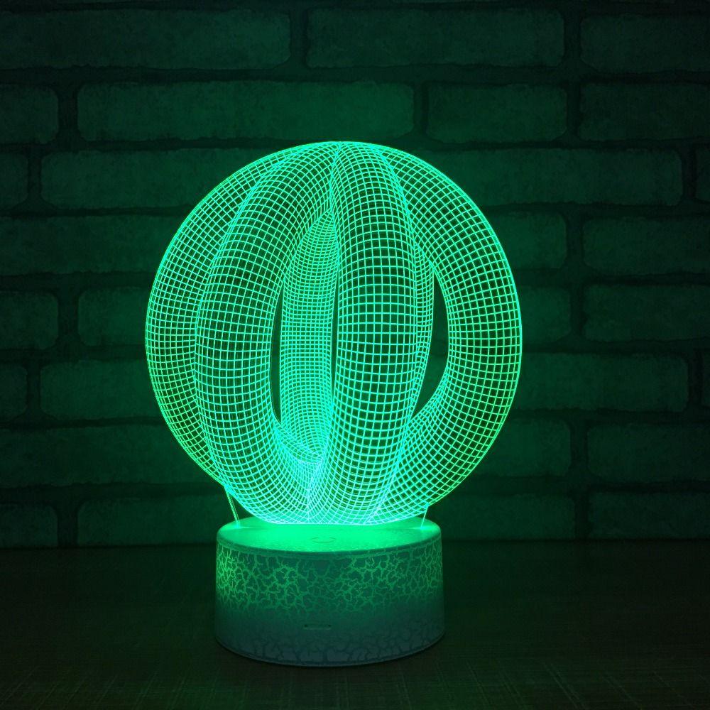 3d Illusion Lamps 3d Orbit Lamp Novarian Creations 3d Lamp Lamp 3d Illusion Lamp