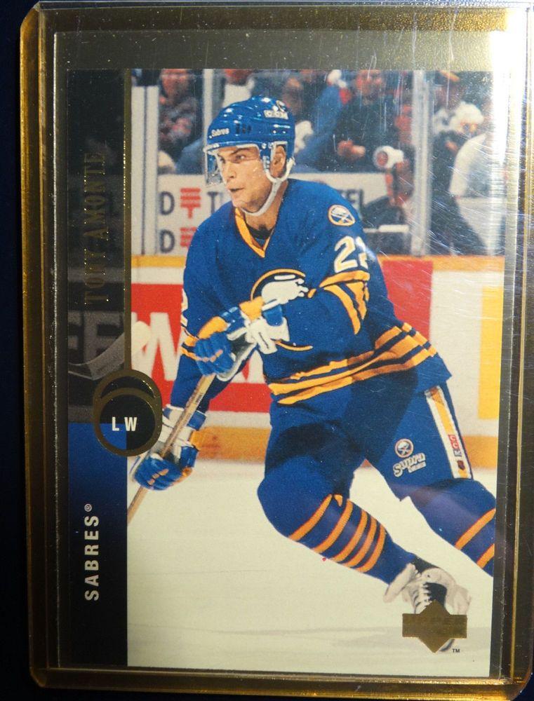 199495 upper deck 50 craig simpson buffalo sabres hockey