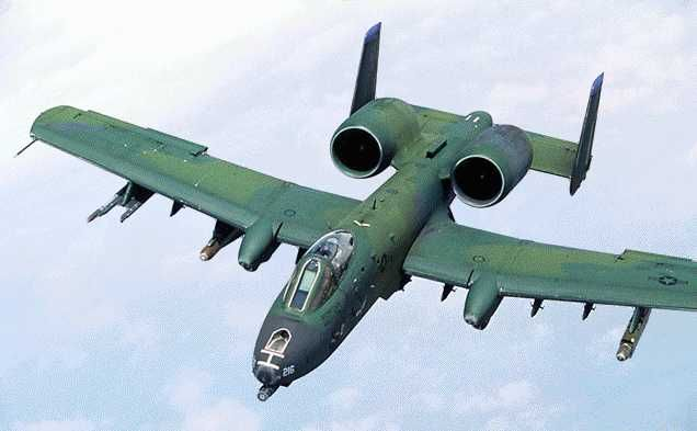 the beautiful A-10