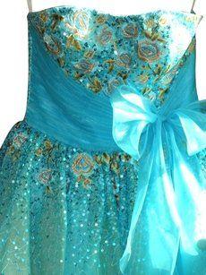 Sherri Hill Dress, $127