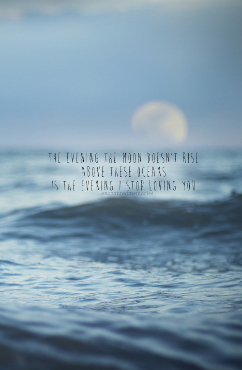 ocean quotes tumblr - photo #2
