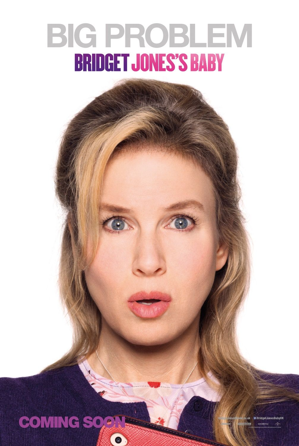 Check out the character posters for Bridget Jones's Baby   Live for Films