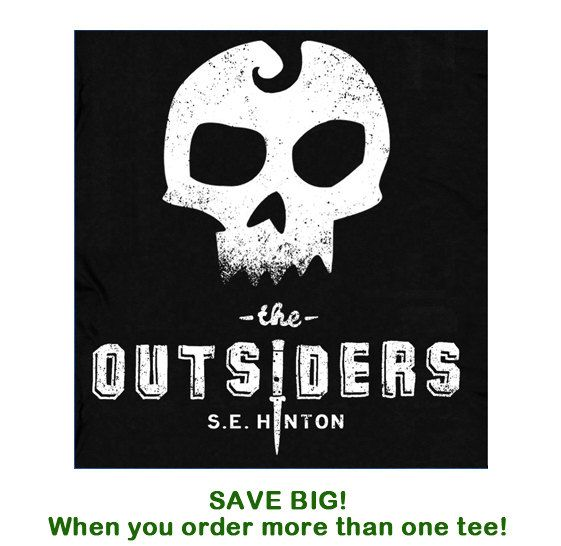 The outsiders t shirt 80s movie t shirt book reading tee skull t the outsiders t shirt 80s movie t shirt book reading tee skull t shirt i need fandeluxe Images