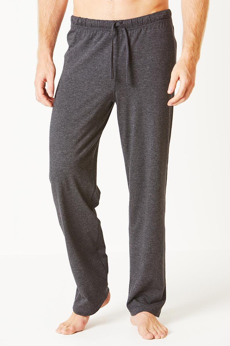 4b4092b04cde1 Bamboo Lounge Pants - Charcoal Marl | Mood Board | Lounge pants ...