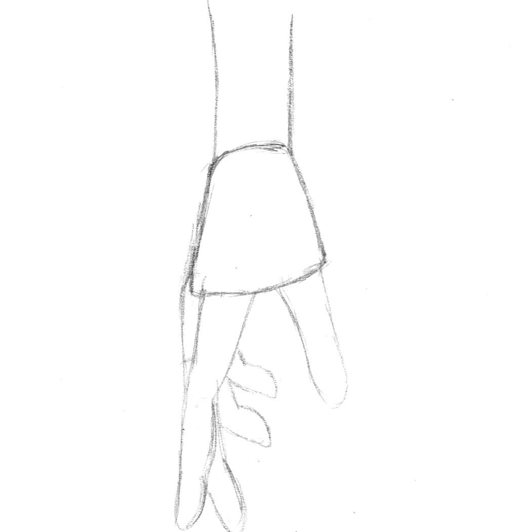 Anime Hands How To Draw A Relaxed Hand References Of Anime In 2020 Anime Hands Hand Reference Beautiful