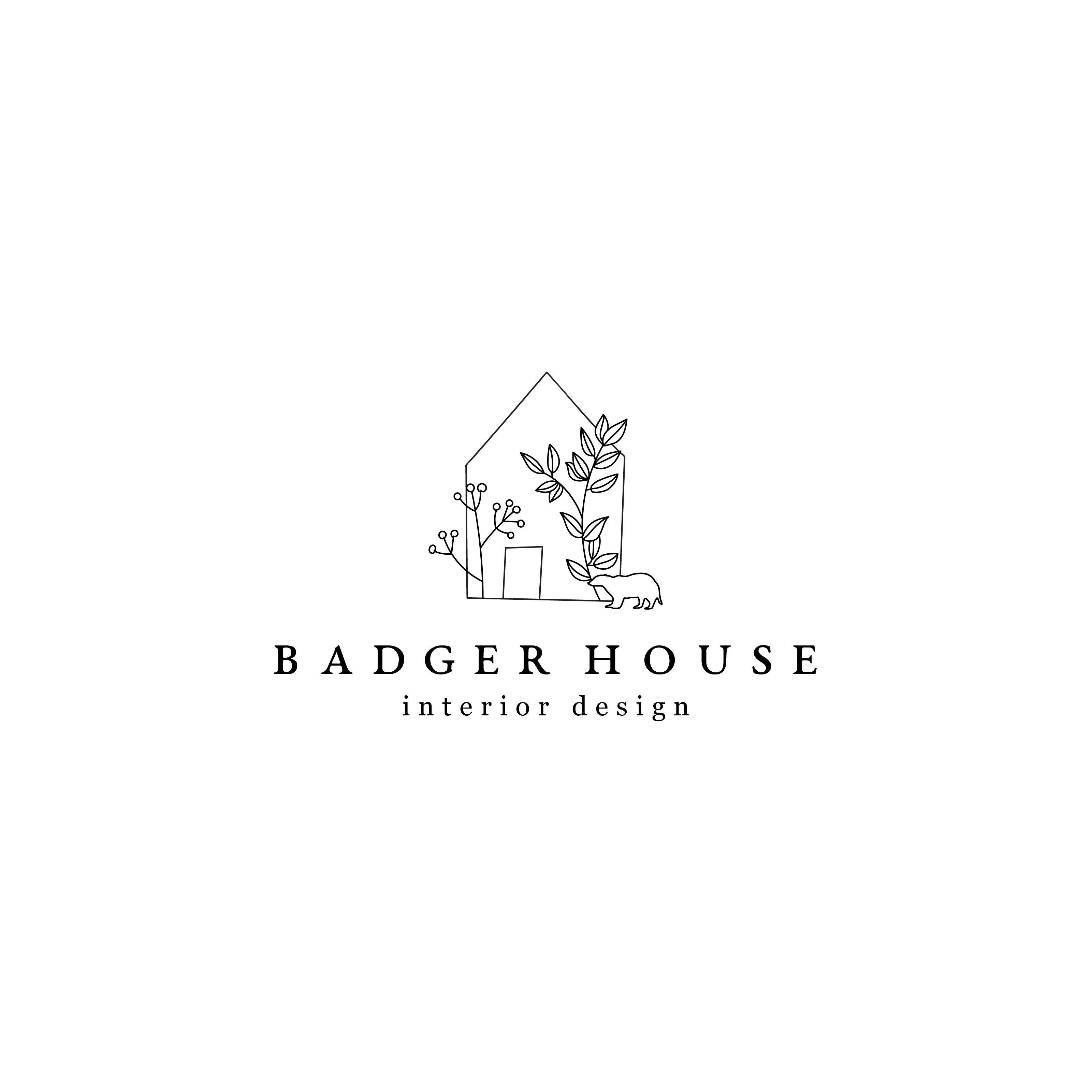 Real Estate Pre Made Logo Design Boho Minimal Wedding Logo