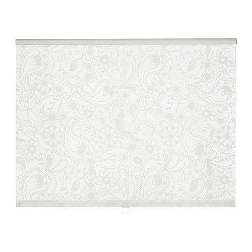 Rollos Ikea ikea liselott rollo in weiß 120x195cm jalousie jalousien