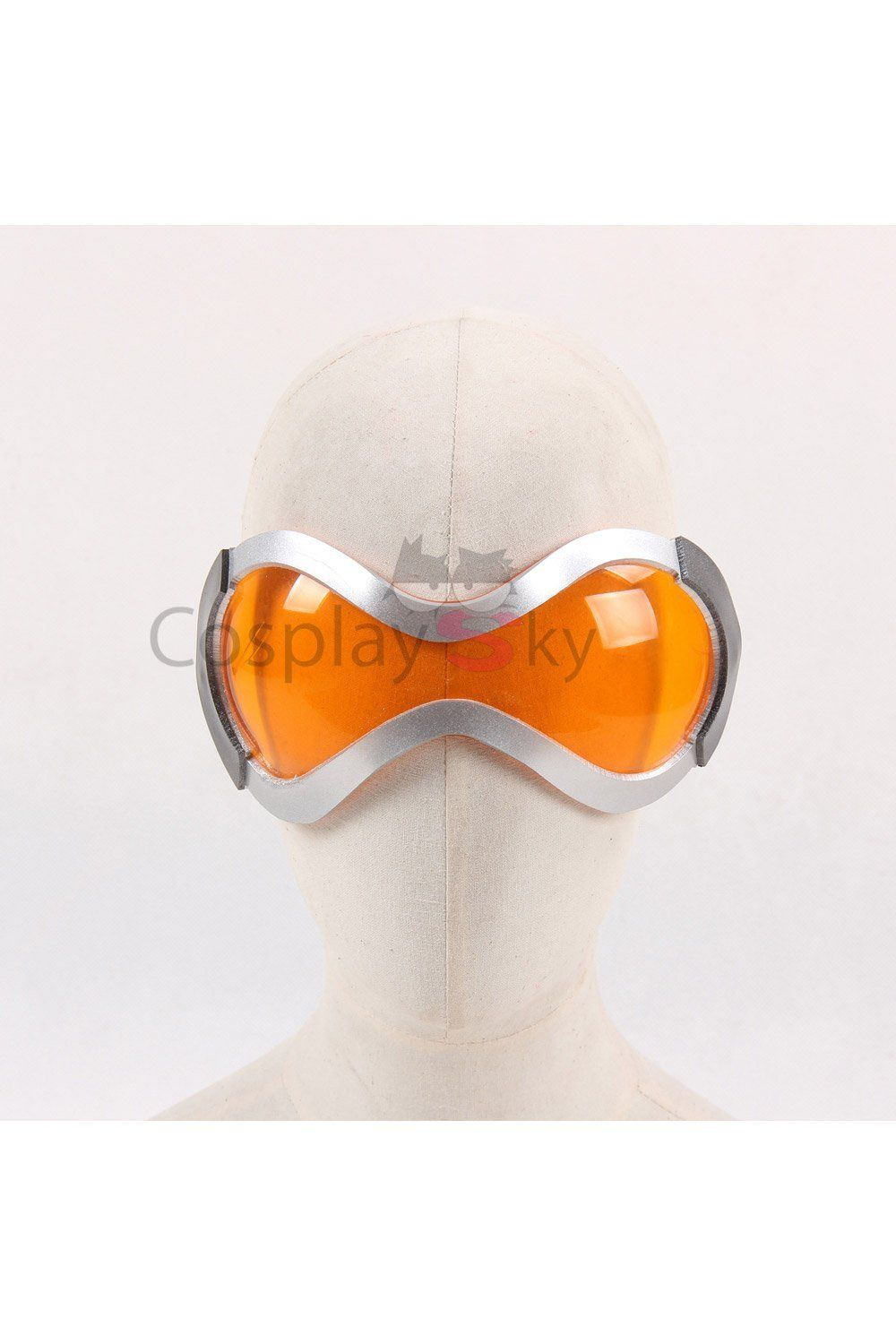 Game Overwatch Tracer Lena Oxton Glasses Goggles Eye Mask OW Fans Cosplay Props
