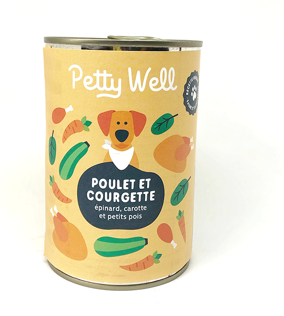 Dog Food Tin Can Packaging Petty Well Food Packaging Dog Food Recipes Canned Dog Food