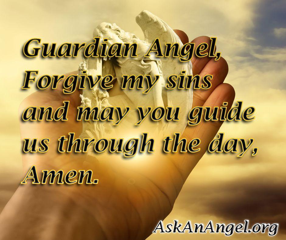 #GuardianAngel, Forgive my sins. Follow us on IG @ askanangel1 or Visit AskAnAngel.org