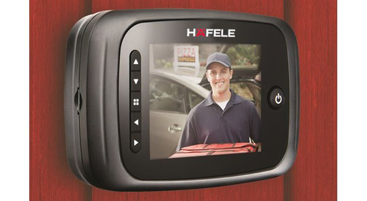 Crimes are inevitable but there are always ways to prevent them. Stay safe with Häfele's new range of Digital Door Viewers.