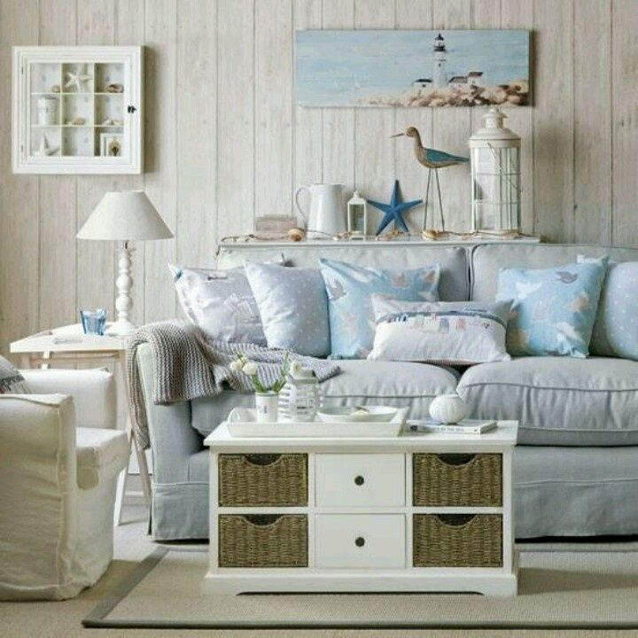 Beach Home Decor to Refresh Your Home