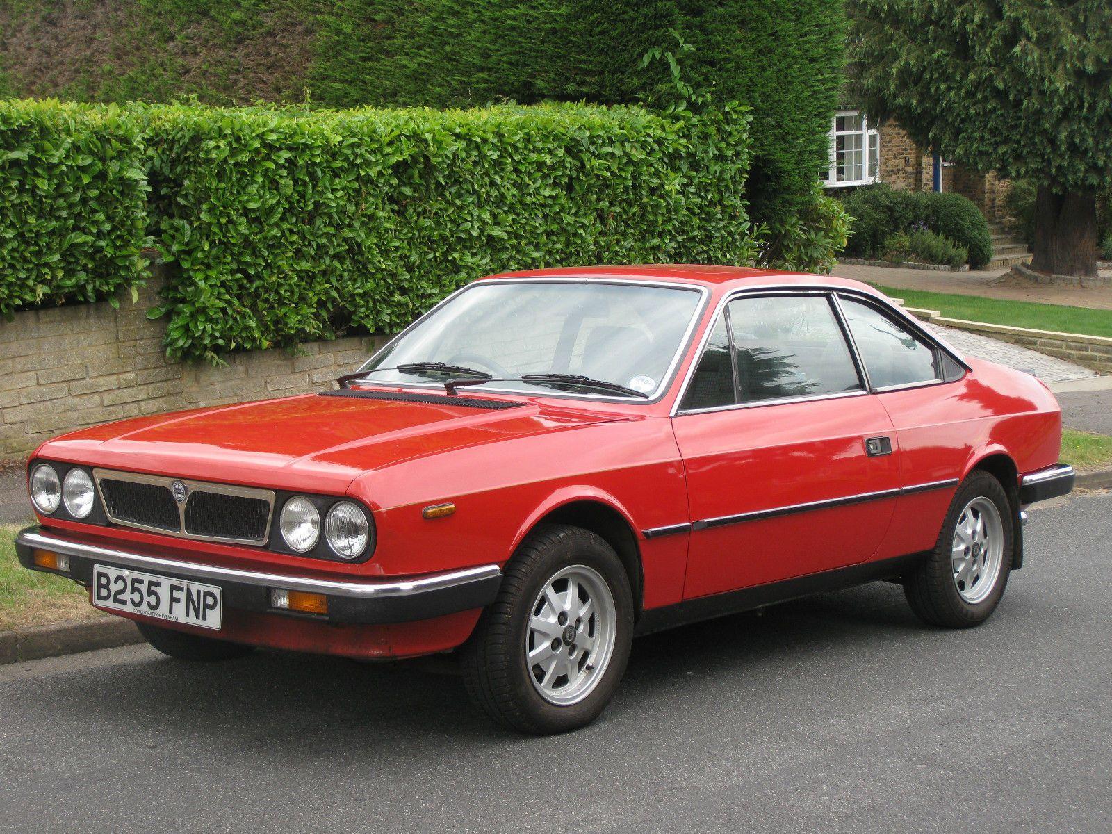 1984 Lancia Beta Coupe 2000 i.e. | Lancia beta coupe | Pinterest ...