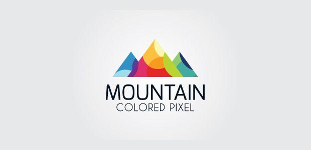 25+ Mountain Logo Designs, Ideas, Examples | Design Trends ...