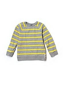 96d1d83752ab Tiny Flaw Size 5T Baby Gap Pullover Sweater for Boys