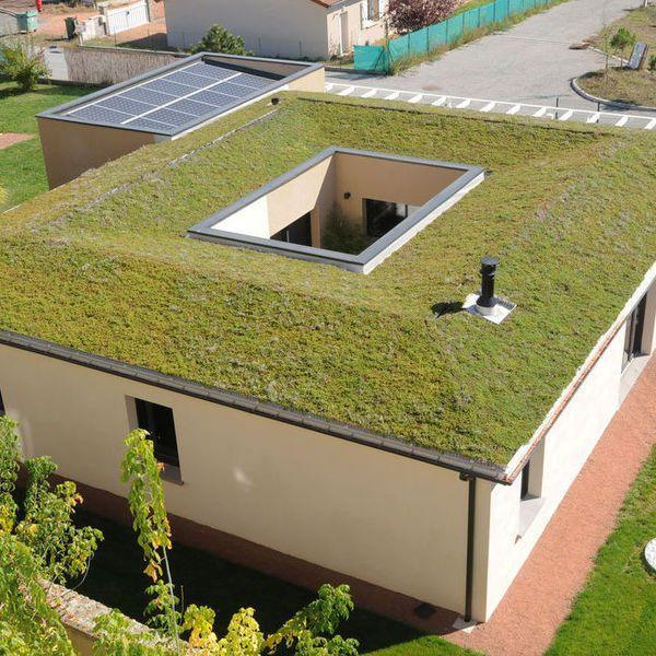 Modèle de maison Maison PRO-eco® PATIO -  Retrouvez tous les types - maquette de maison a construire