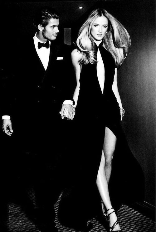 Powerful Glamorous Black Couple: Pin On Glamorous Life