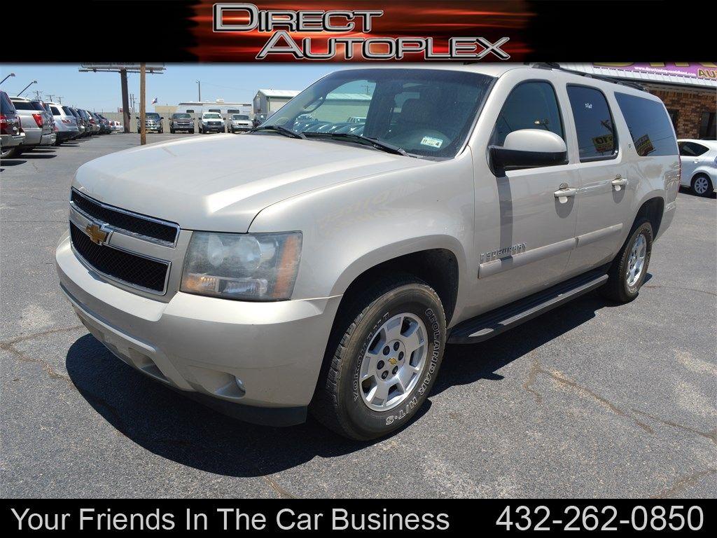 2007 Chevrolet Suburban Lt At Direct Autoplex In Midland Texas