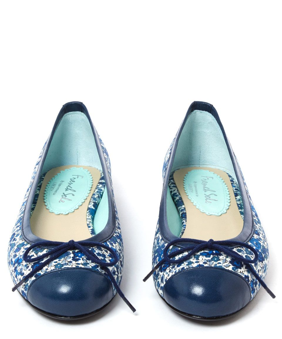 French Sole by Appointment for Liberty London.