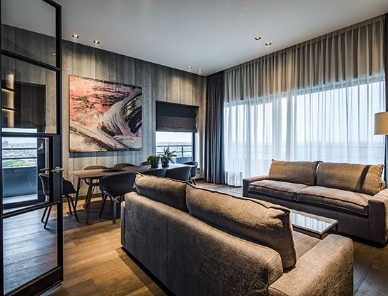 Nijboer - Van der Valk hotel Enschede #hotel #interieur #woonkamer ...