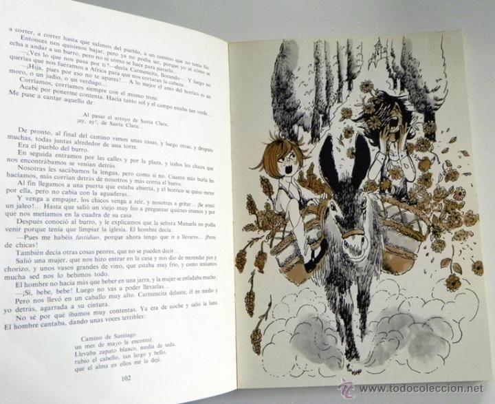 CELIA EN EL COLEGIO - ELENA FORTÚN -PRECIOSAS ILUSTRACIONES DE RAFAEL MUNOA - LIBRO AGUILAR SU MUNDO