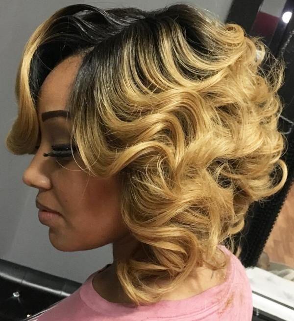 Bob Hairstyles For Black Women 60 Showiest Bob Haircuts For Black Women  Bobs Blondes And Hair Style