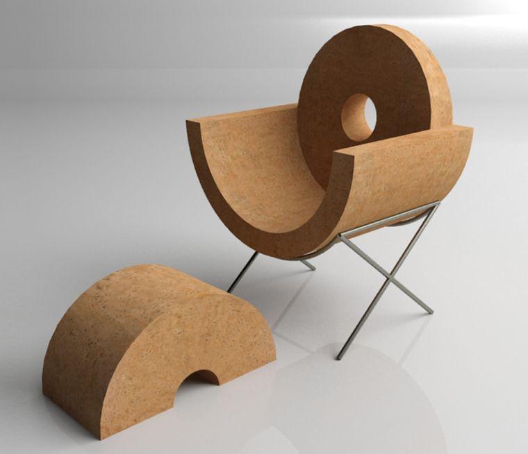 Objet En Bois De Liege 25 Idees De Deco Ecologique Idees De Meubles Mobilier De Salon Objet Decoration
