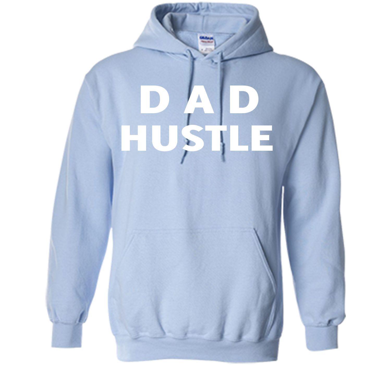 Men's Dad Hustle Funny T-shirts for Dad Super Dad Shirt Best Dad T-Shirt