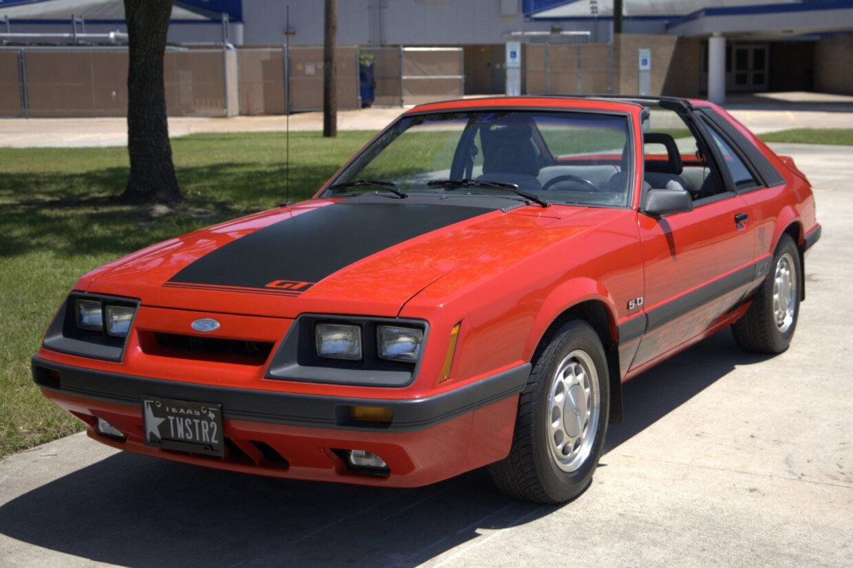 For Sale 1985 Ford Mustang Gt Twister Ii 1 Of 90 5 0l V8 5 Speed 72k Miles Stangbangers In 2020 Ford Mustang Gt Mustang Gt Ford Mustang