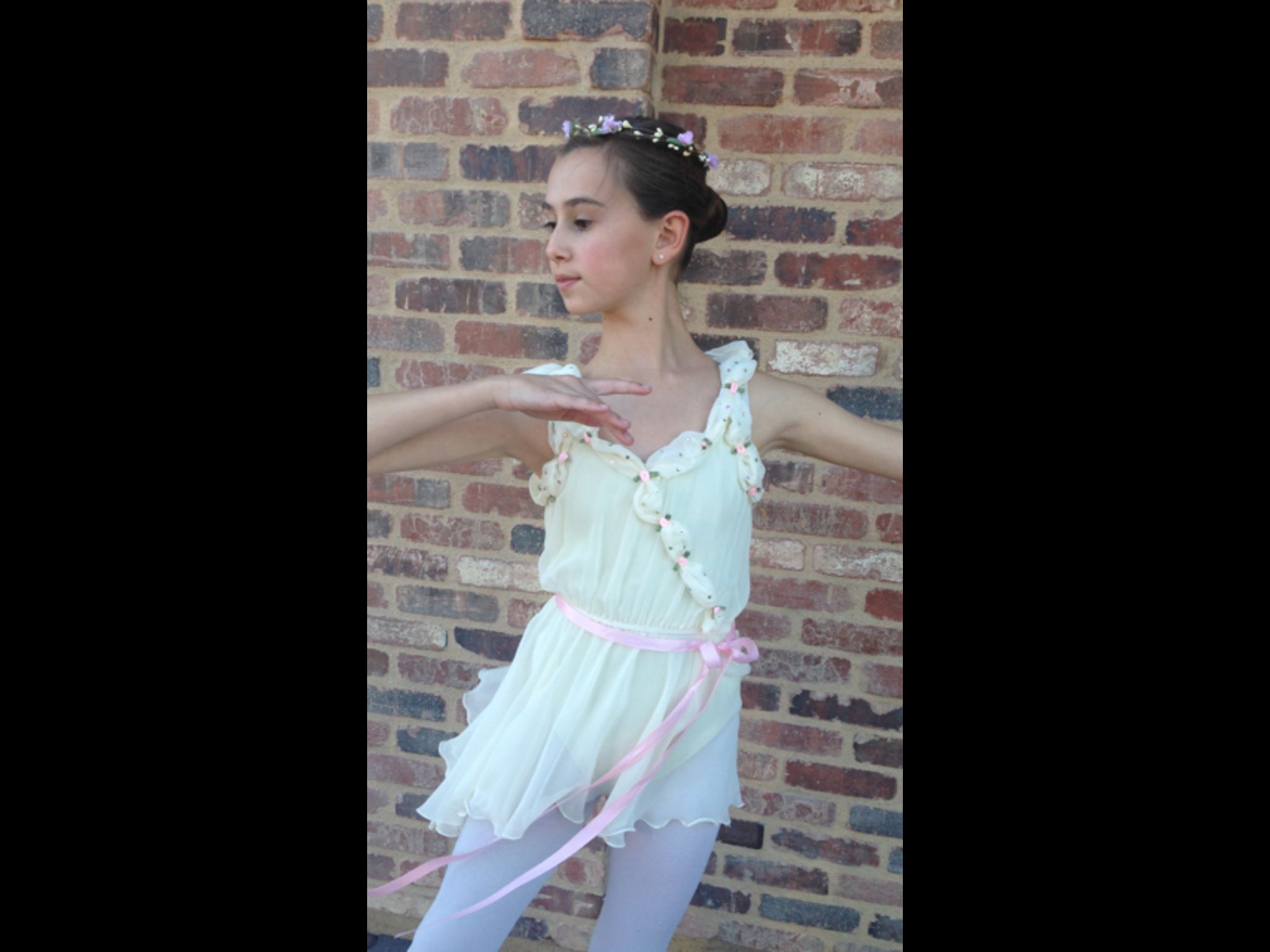 1cfaf7e49 Cupid Variation ~ costume Audition Dancewear
