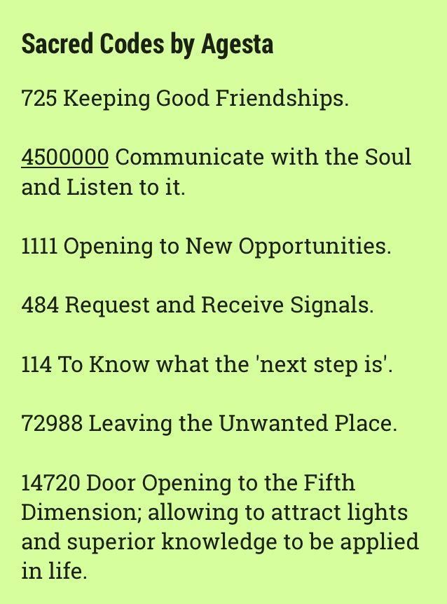 The 4 Core Numerological Numbers Revealed Healing Codes Healing Words Healing Modalities