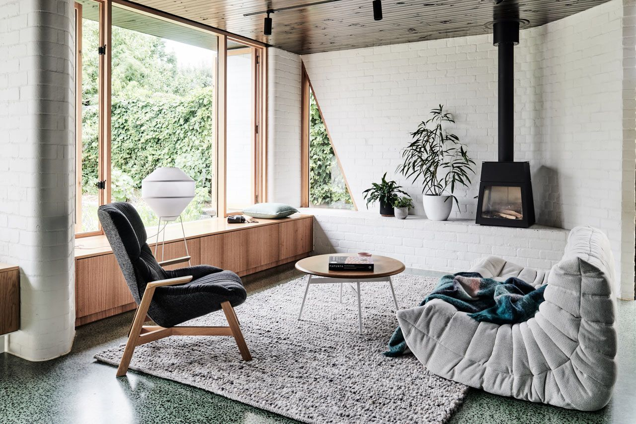 Taylor Knights Brunswick West House Gets A Modern Renovation And